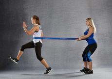 Fitnessband Resist, Set